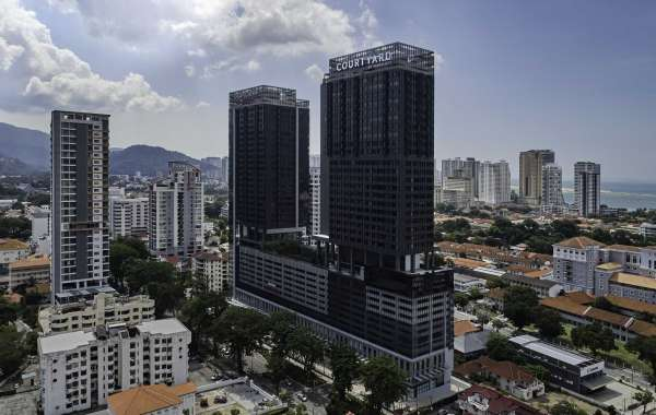 Courtyard by Marriott Penang Opening in Malaysia