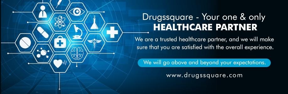 Drugssquare Pharmacy Cover Image