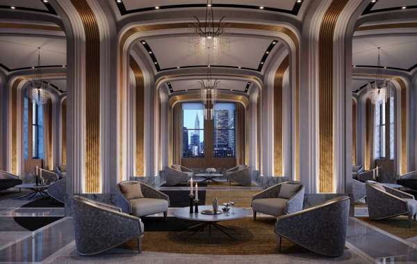Towers of Waldorf Astoria New York Shares New Images