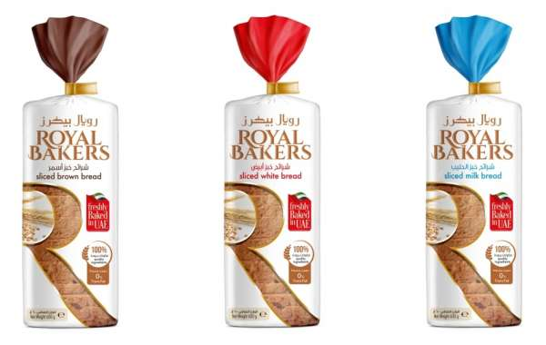 New Packaging of Royal Bakers for its Range of Baked Goods