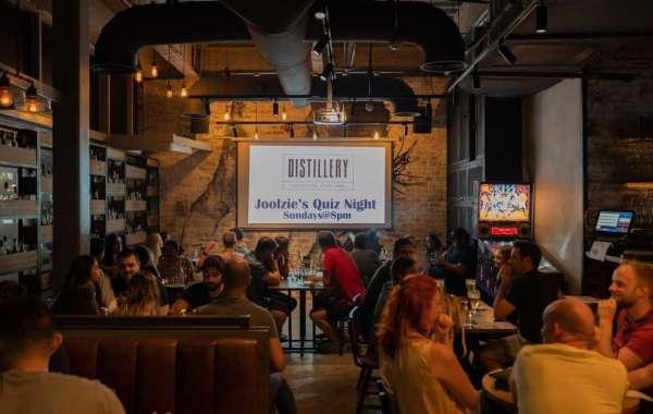 Quiz Night at Distillery - Now Weekly