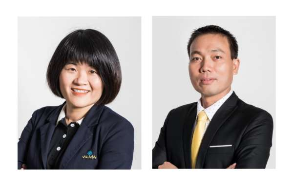 Vu Thi Huong Giang and Tran Quoc Dat Joined the Executive Team of Alma Resorts