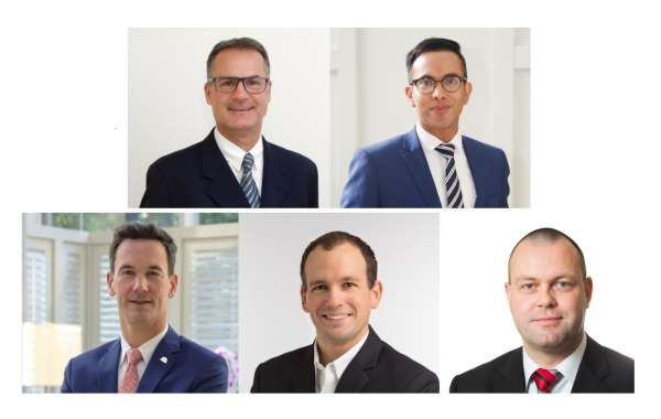 ONYX Hospitality Group Appoints Five Key Leaders across Thailand