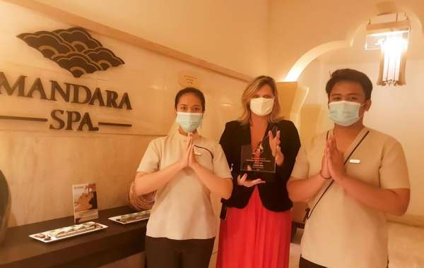 Mandara Spa Wins Luxury Spa of The Year 2020