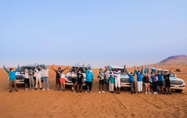 Dubai's Desert Experiences