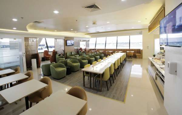 marhaba Opened Another Airport Lounge in Manila