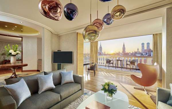 Newly Renovated Rooms and Suites as Mandarin Oriental, Munich Reopens