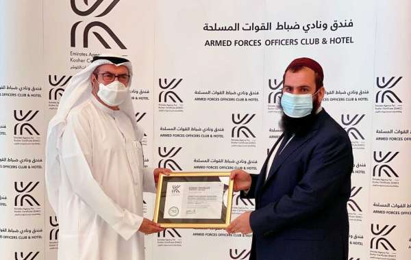 Kosher Certification Given to Armed Forces Officers Club and Hotel