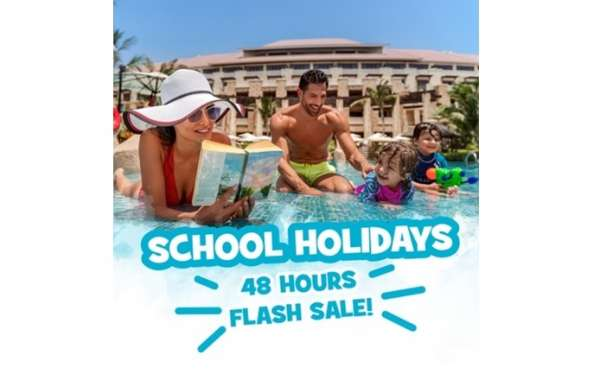 Spice Up your School Holidays with Sofitel Dubai The Palm's Unbeatable Offer!