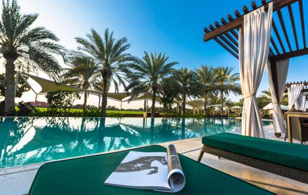 Meliã Desert Palm Dubai Offers a Spooky Pool Party