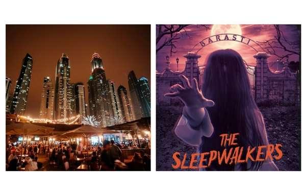 'The Sleepwalkers' Halloween Spooktacular at Barasti Beach Gears up
