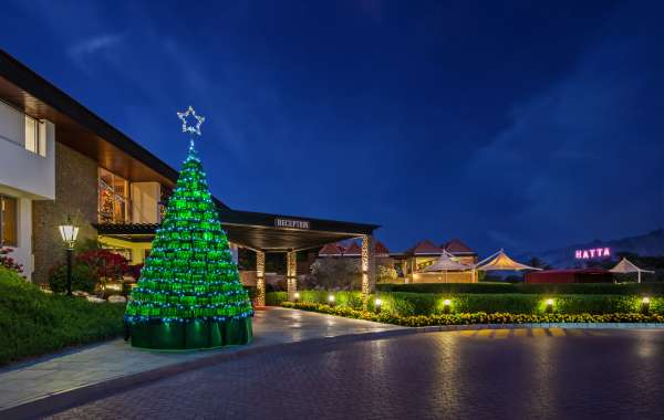 JA Hatta Fort Hotel, Hajar Mountains Dubai Launch a Truly Unique Rustic Christmas Season