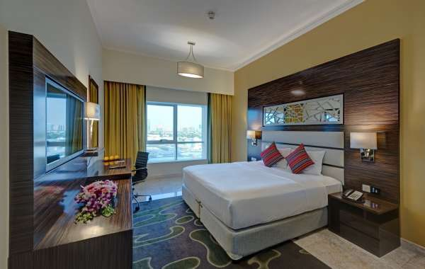 Most Affordable Luxury Serviced Apartment in Dubai with Ghaya Grand Hotel