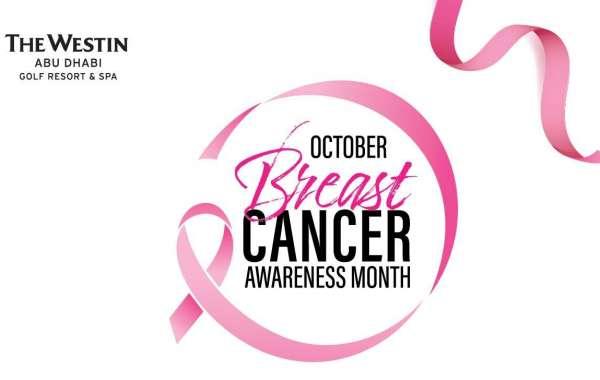 #Pinktober Breast Cancer Awareness Month at The Westin Abu Dhabi