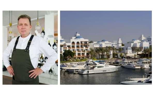 Kjell Kollin Joins Park Hyatt Dubai as the New Executive Chef