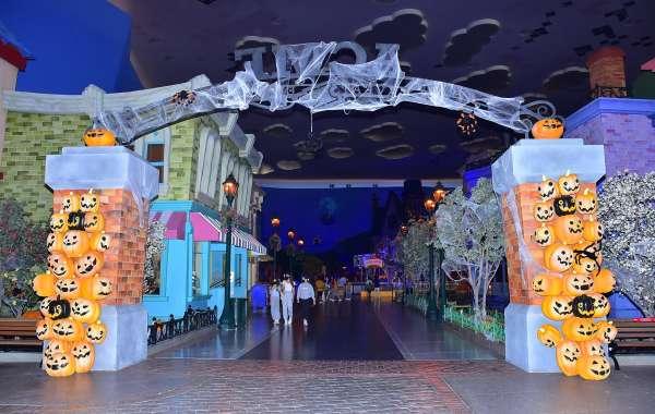 Scooby-Doo Trickity Treats at Warner Bros. World™ Abu Dhabi