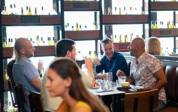 New Gents' Night Deal at Distillery