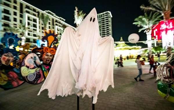 Dubai's Largest Pumpkin Patch at Town Square Dubai by Nshama