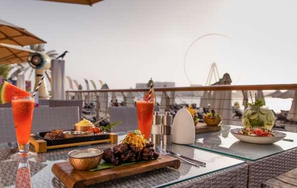 New Menu, Alfresco Dining at Wavebreaker Beach Bar and Grill