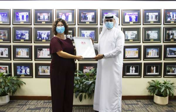 Emirates Group Security Hosted a Meeting with UK Delegation