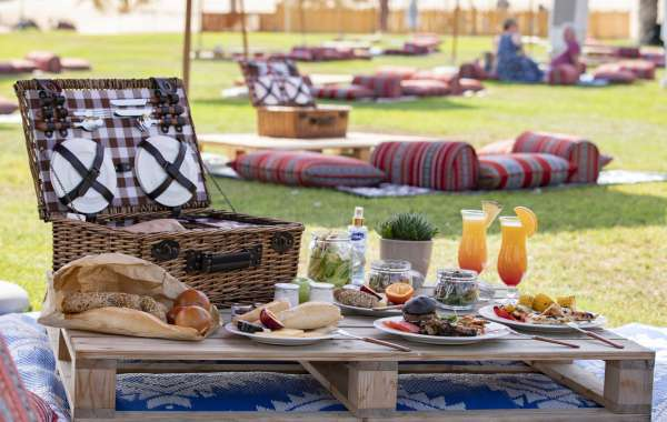 Bab Al Shams Desert Resort Host an Exciting Trick or Treat