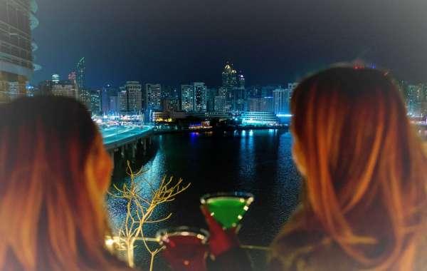 Ladies Night at GLO, Rosewood Abu Dhabi
