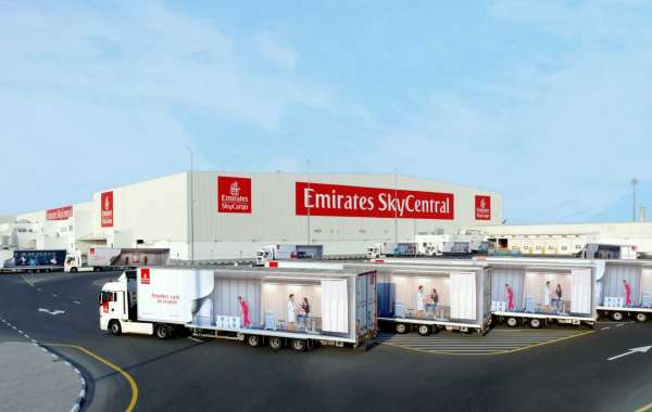 Emirates SkyCargo to Set-up the World's Largest GDP Compliant Air Cargo Hub in Dubai