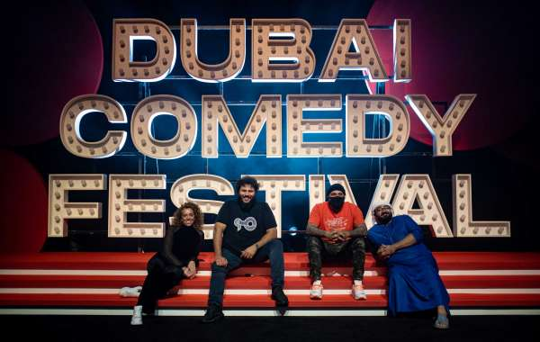 Four Jampacked Days of Laughs & Sold-Out Shows as Dubai Comedy Festival Comes to an End